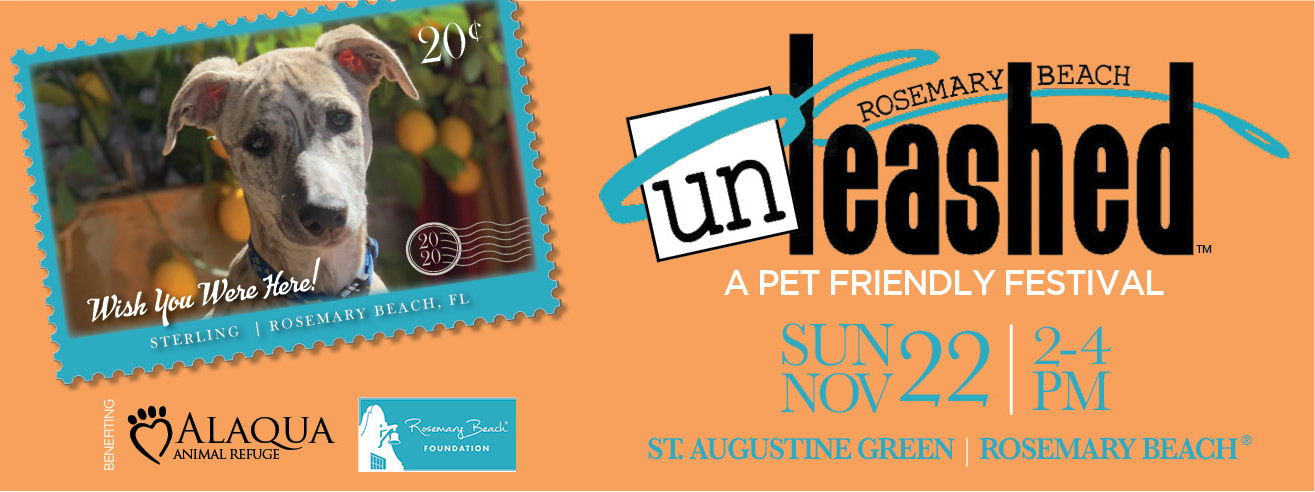 Rosemary Beach® is Going to the Dogs !