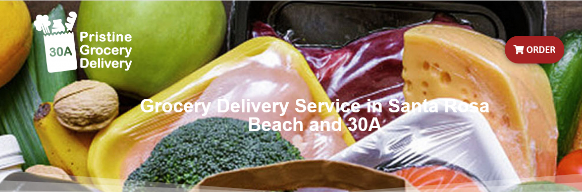 New Local Grocery Delivery Service Now Open in Santa Rosa Beach, FL