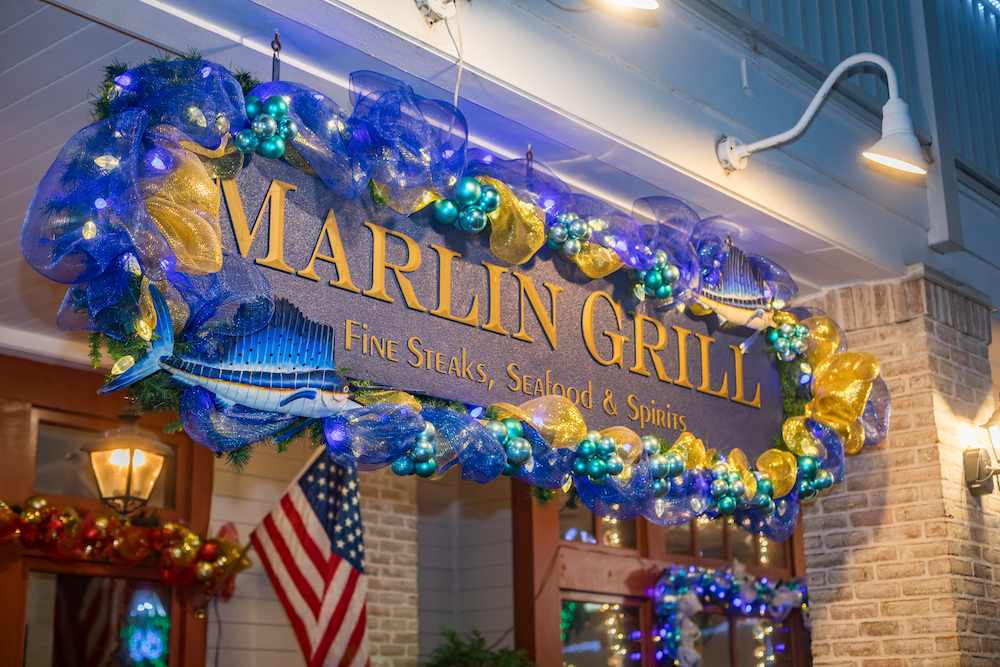 Marlin Grill Rings in 2021 with New Year's Eve Dinner