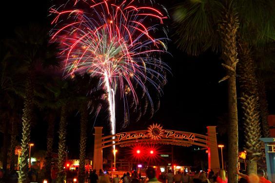 Visit Panama City Beach New Year's Eve Fireworks