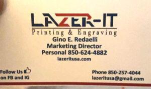 Lazer-It Printing & Engraving