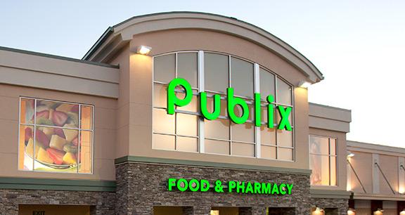 Walton County Vaccinations at Publix