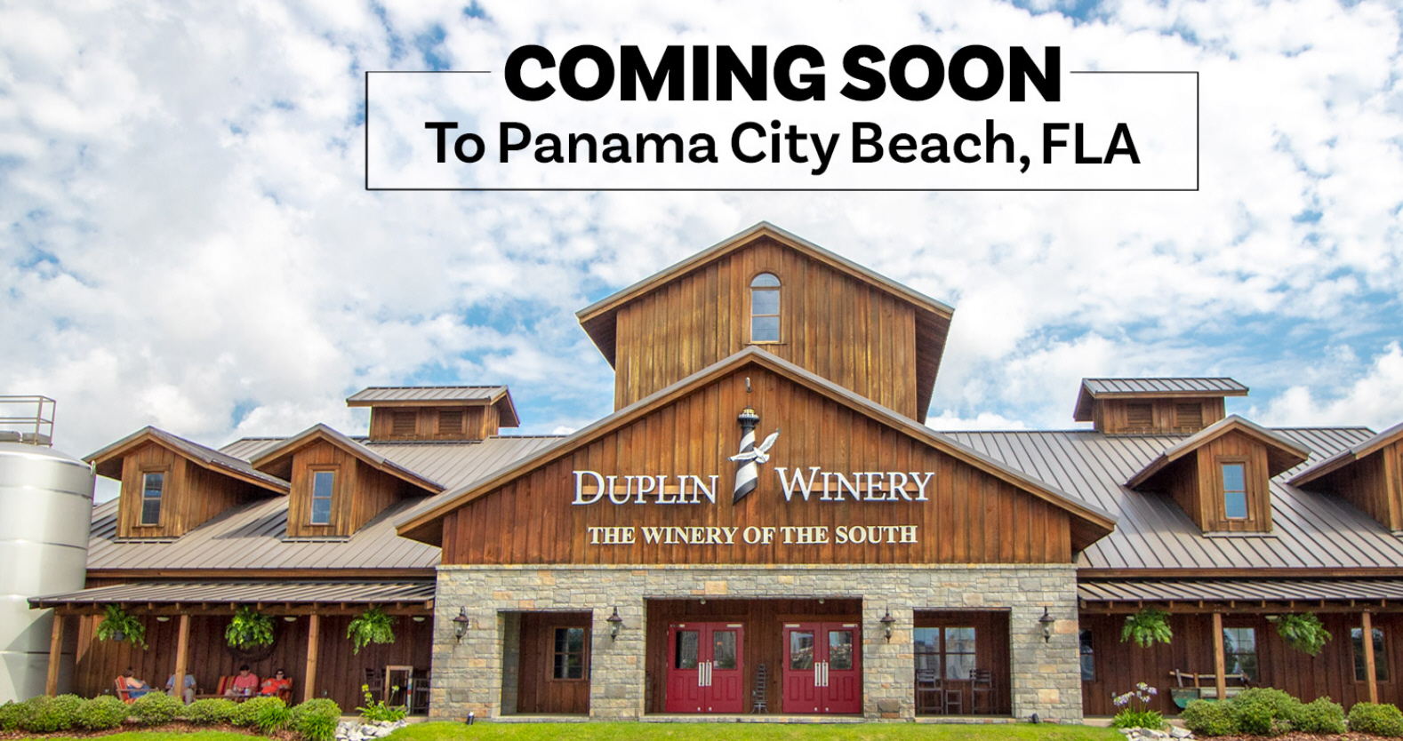Duplin Winery Announces Major New Attraction Coming To Panama City Beach