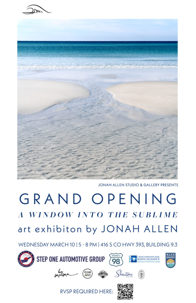 Local Artist, Jonah Allen, to Open First Studio and Gallery