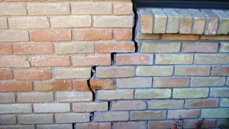 Signs of foundation failure...cracks in your brick or sheetrock