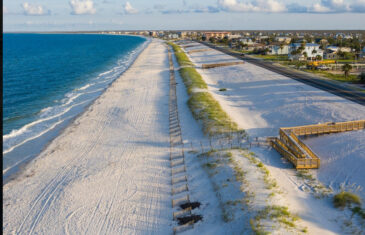 Mexico Beach Named Garden & Gun Magazine's Favorite Southern Beach Town