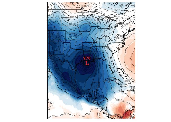 Hurricane Season 2021 Forecasting Tropical Storm