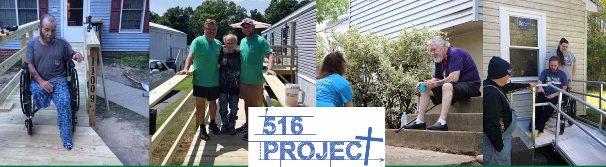 516 Project is ready to Build Access to Hope