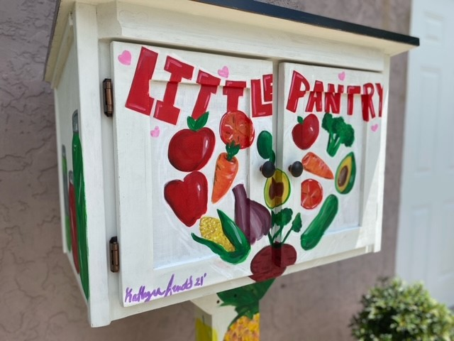 """Matrix COC Opens a """"Little Pantry"""" for Around-the-Clock Food Services"""