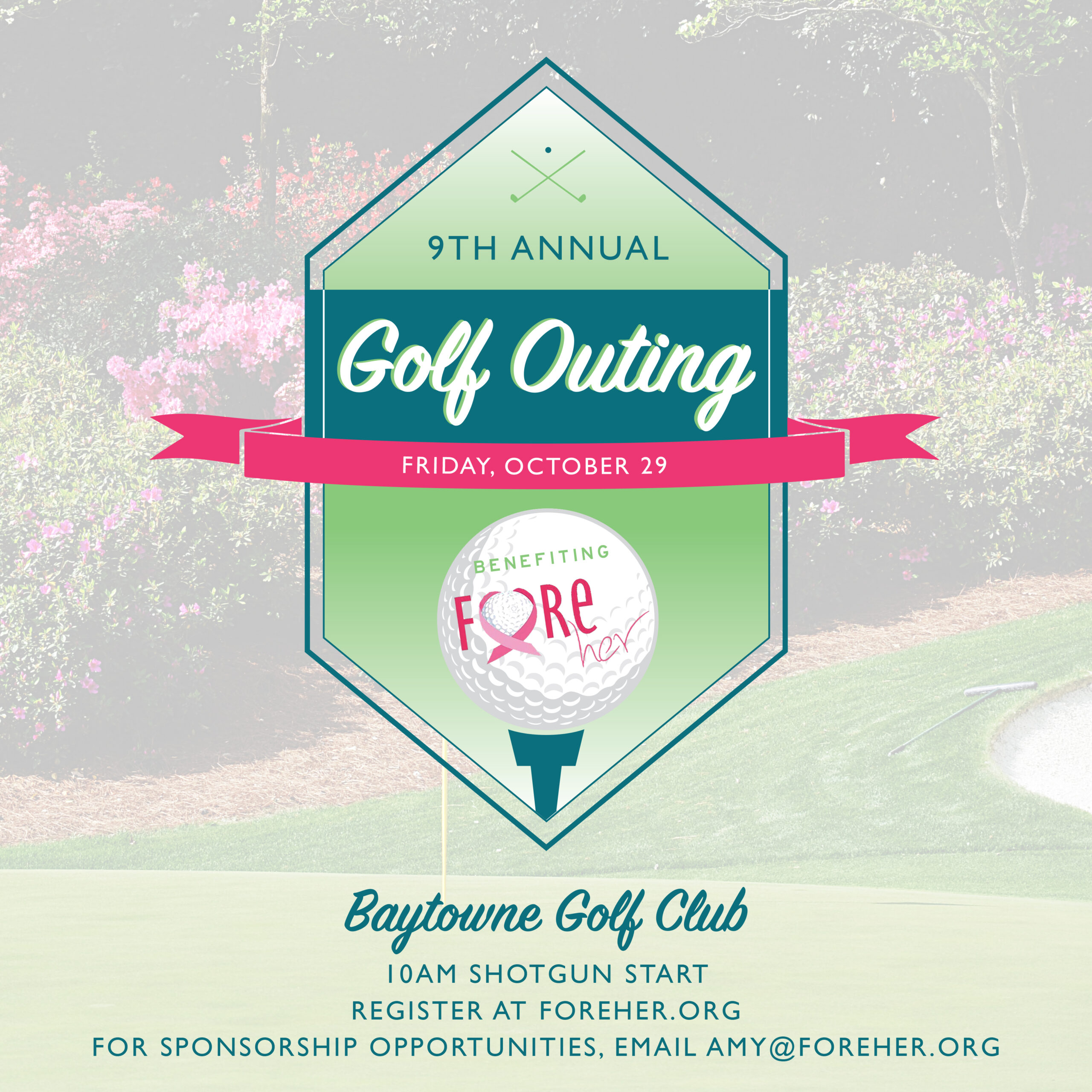 Fore Her to Host Ninth Annual Golf Outing Fundraiser