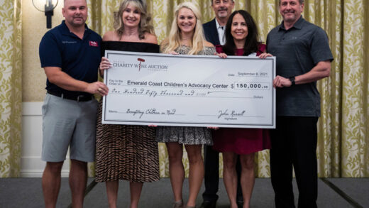 ECCAC-DCWAF 2021-1 Donation