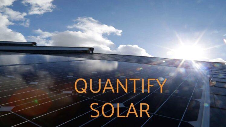 Quantify Solar