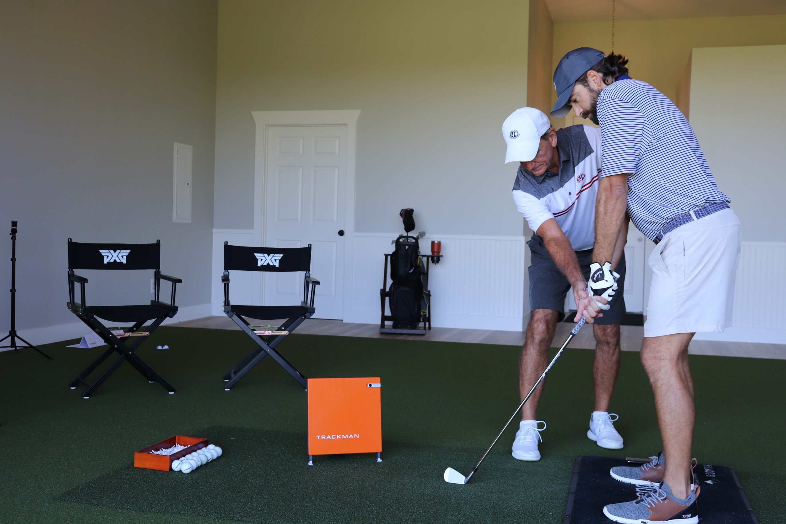 Santa Rosa Golf & Beach Club builds golf instruction facility with cutting-edge golf technology