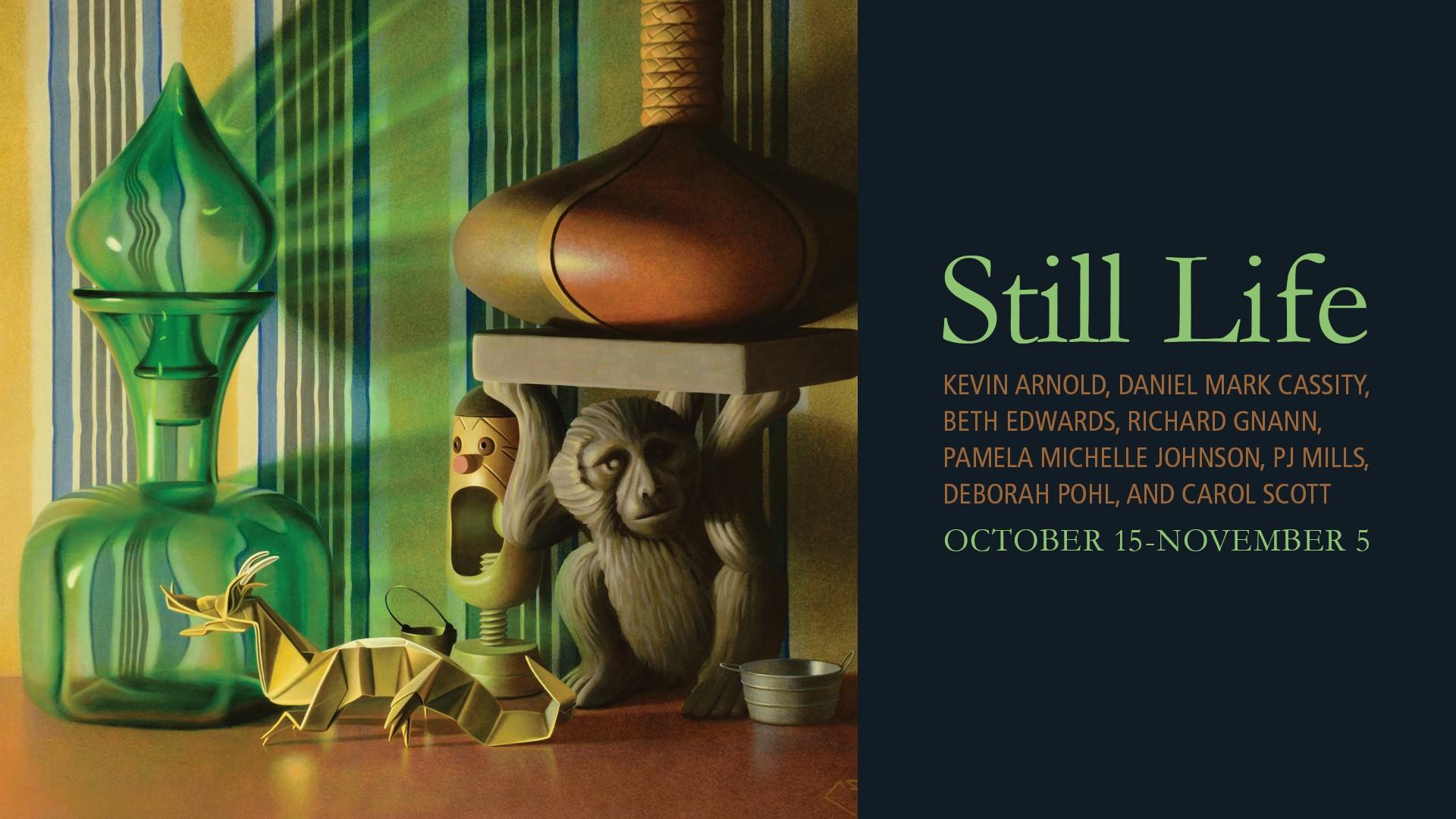 GCSC Visual and Performing Arts Presents Still Life