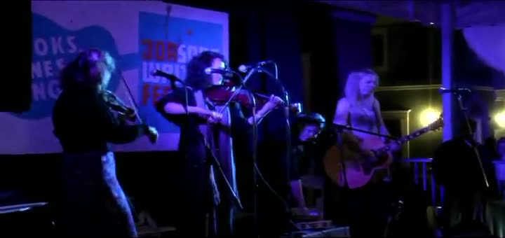 Granville Automatic at 30a Songwriters Festival