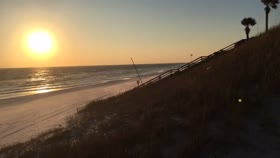 First Sunset in Seagrove