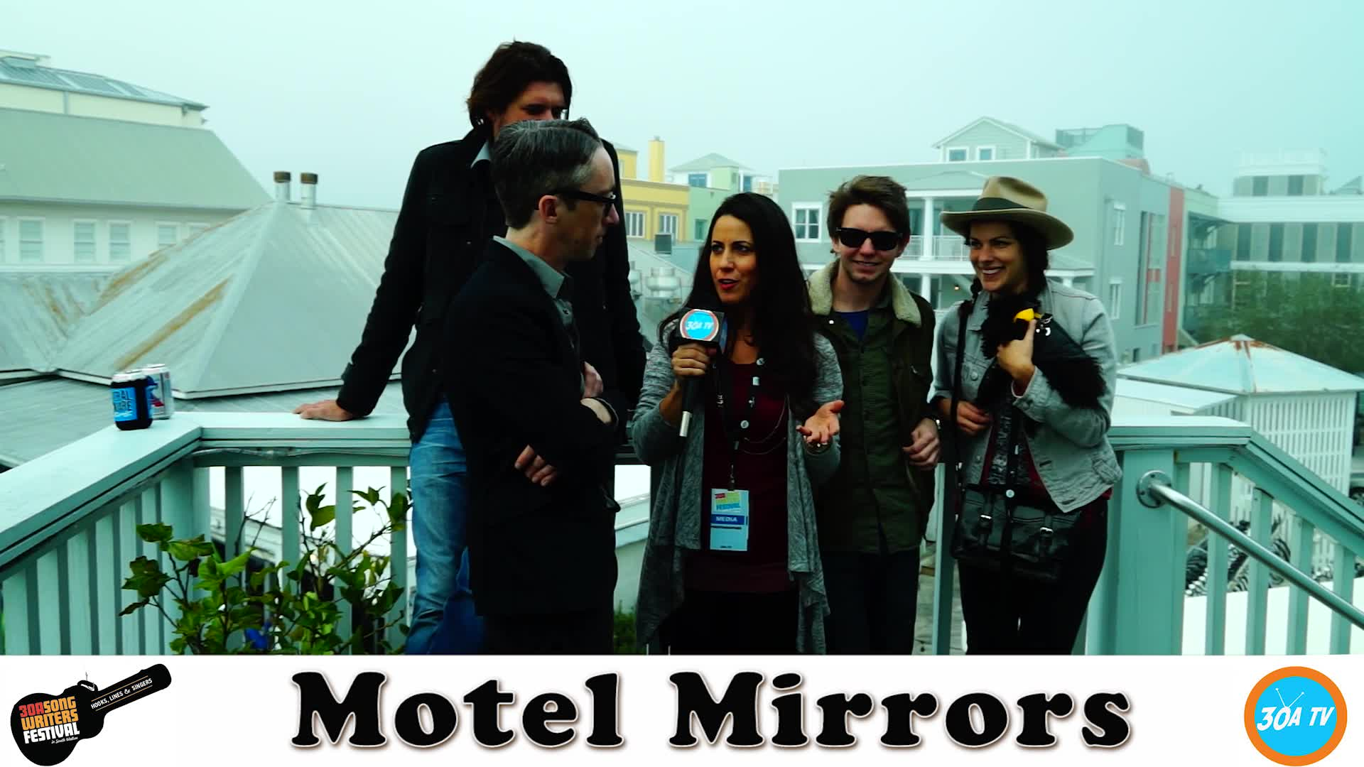 Motel Mirrors with Jillian Silcox @30afest 30a Songwriters Festival