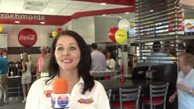 Hardees Opens on 98 and 393 Walton County
