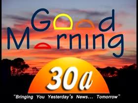 Good Morning 30a #47 Lance Greenwald