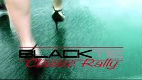 BlackTie Classic Car Rally Promo 2