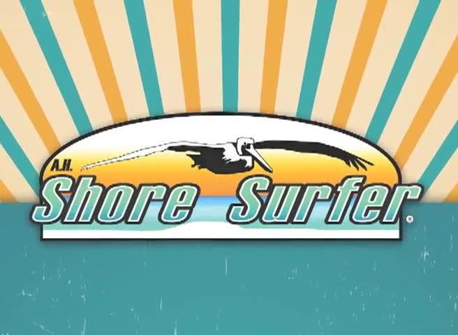 Shore Surfer – Born in Destin Made for 30a