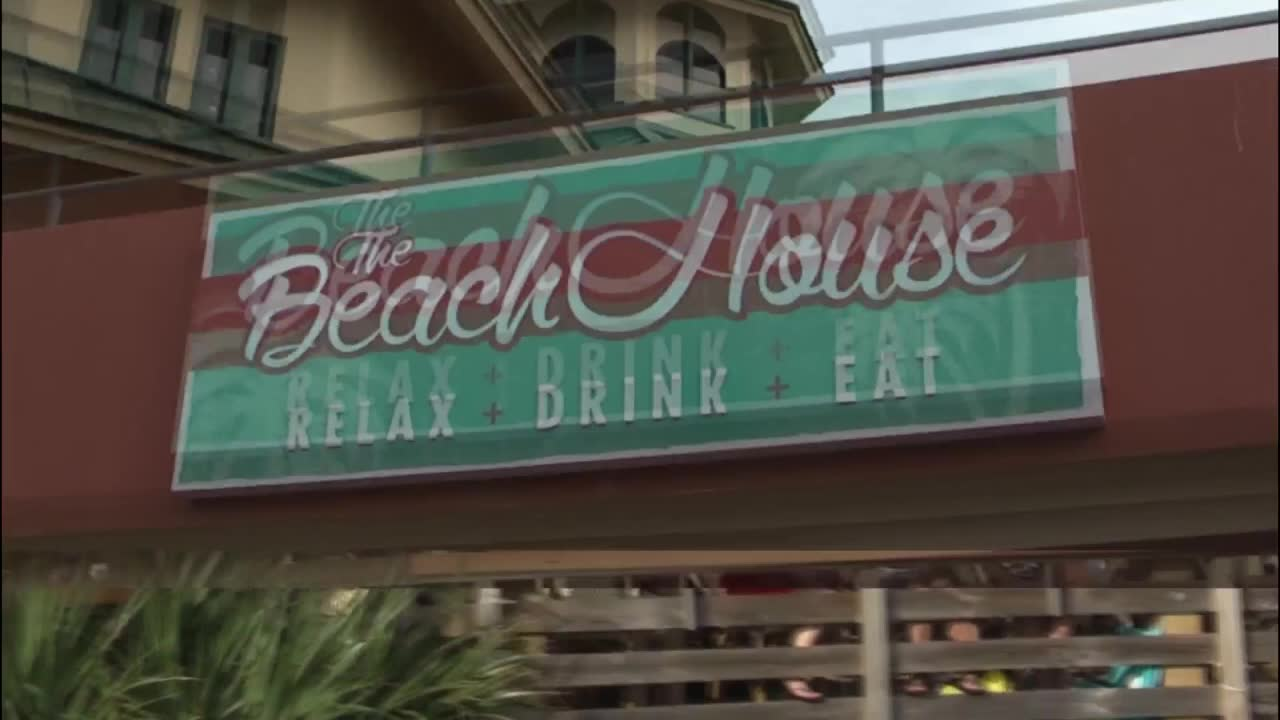 The Beach House Sandestin Gulf Front and Poolside Delicious !