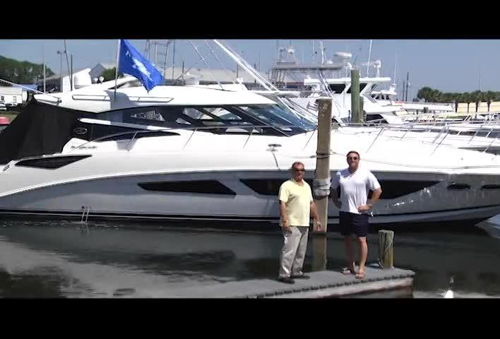 05-28-15 Wakin Up with Don MarineMax Jet Boat