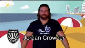 Business Spotlight : Jordan Crowder Kick Bikes 30a