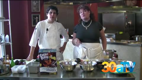 3 Julias Iron Chef – pt2 Julia Child impersonator
