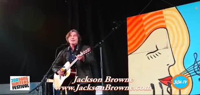 Jackson Browne at Grand Boulevard @30afest 30a Songwriters Festival #30afest
