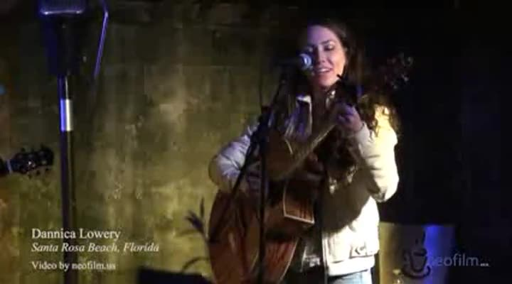 Dannica Lowery Blessing in Disguise Music Video