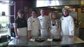 3 Julias Iron Chef – pt4 Julia Child impersonator