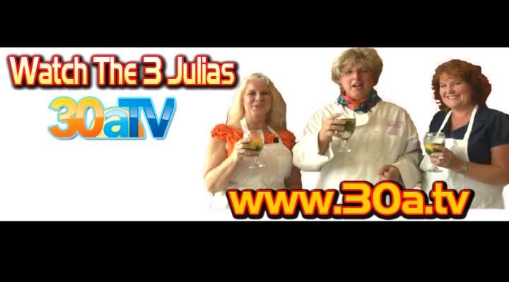 Pt 1 The 3 Julias Encore  Scallops