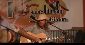 Open Mic Night at Redds Fueling Station on 30a Cal Benton