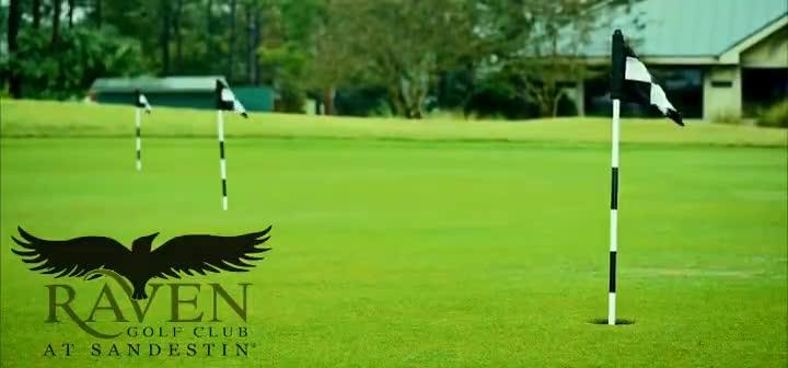 Baytowne Golf Course Sandestin  The Raven  Go Play !