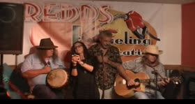 Ashley Wing  Angel Open Mic Night at Redds Fueling Station on 30a