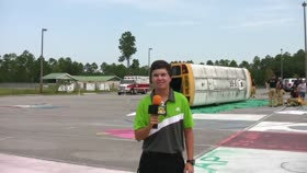 Walton County Schools and SWFD Conduct Bus Accident Training