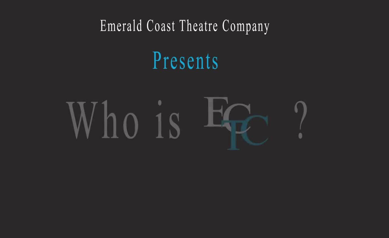 Emerald Coast Theater a Short Insight