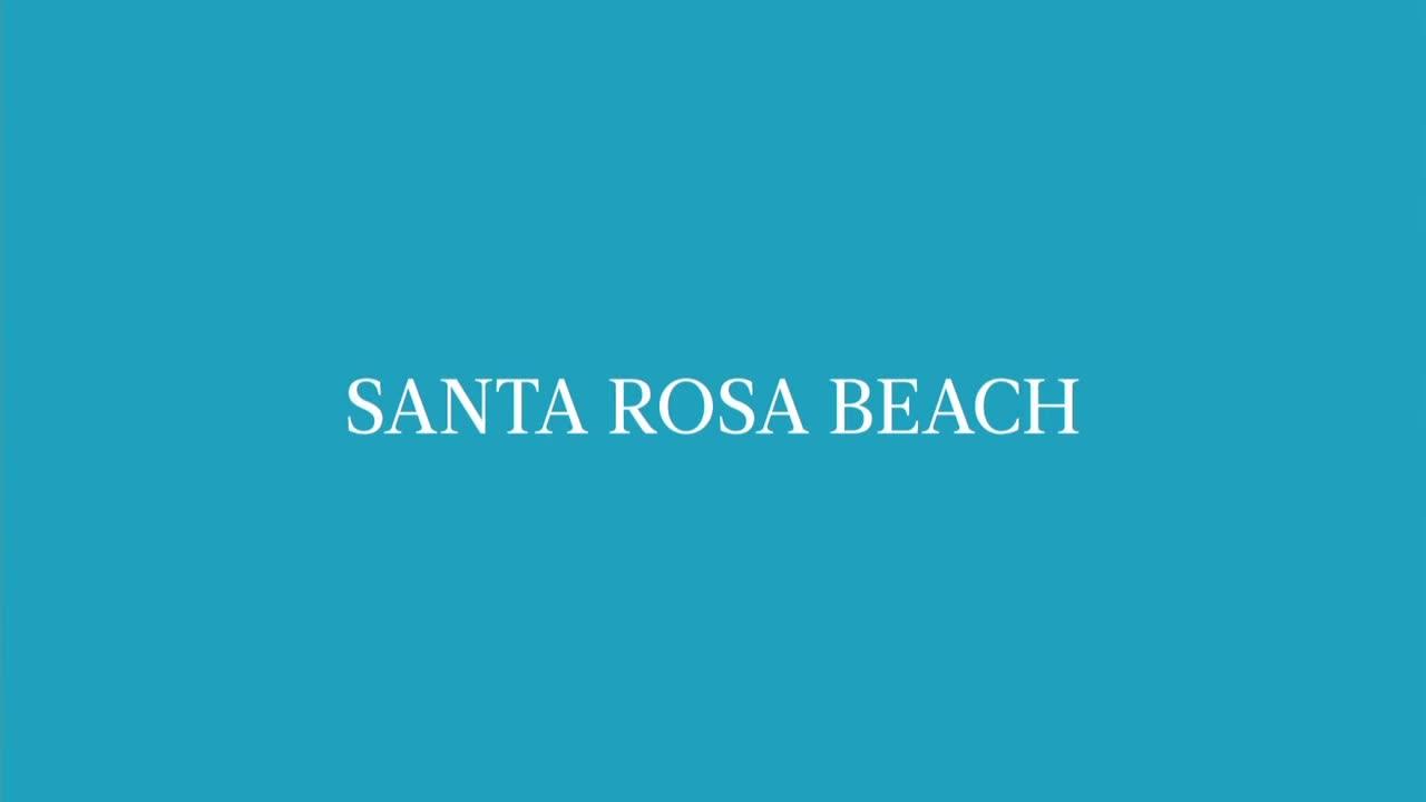 Santa Rosa Beach Florida 30a
