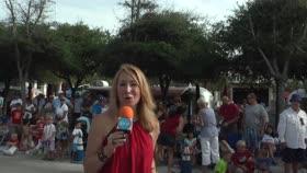 4th July Parade Jillin at The Beach 30a TV
