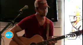 Forrest Williams at Local Catch 30a Sunday Funday