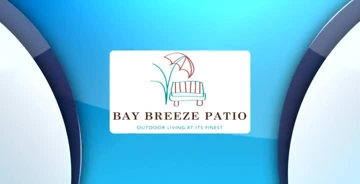 1-Bay Breeze Patio Green Egg Show