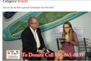 2nd Annual Telethon Emerald Coast Childrens Advocacy Center
