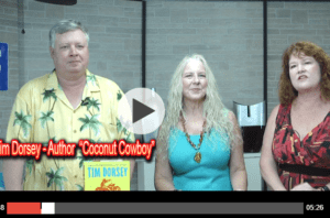 Good Morning 30a Tim Dorsey Author Coconut Cowboy