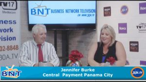 Central Payment of Panama City  Jennifer Burke