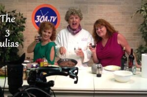 The 3 Julias on #30atv – Tailgating Episode
