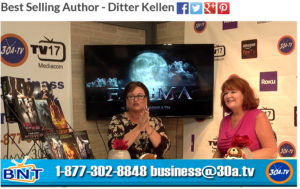 Best Selling Author – Ditter Kellen