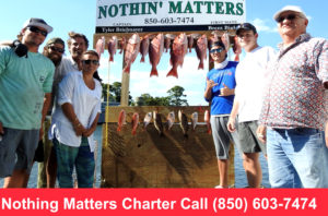 Nothing Matters Fishing Charters Call (850) 603-7474 #fishing