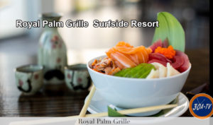 Royal Palm Grille  Surfside Resort