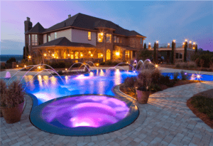 Cox  Pools Residential  Commercial Pools Water Features